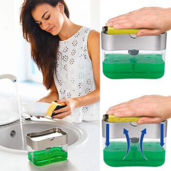 Kitchen Dish Soap Dispenser