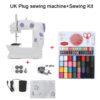 UK PLUG With Kit