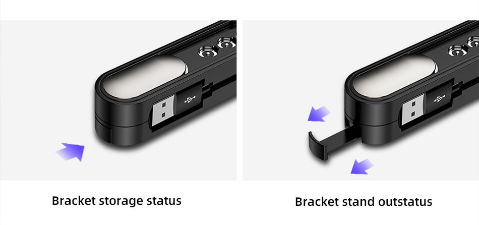 3-in-1 magnetic portable charging cable